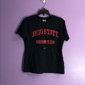 Women's size small OSU cheerleading shirt